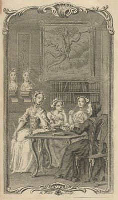 Image result for women harassment in the 18th century