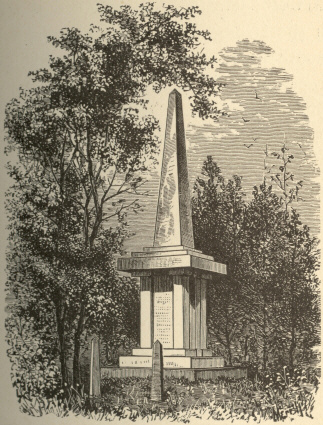 The Monument at Bloody Brook