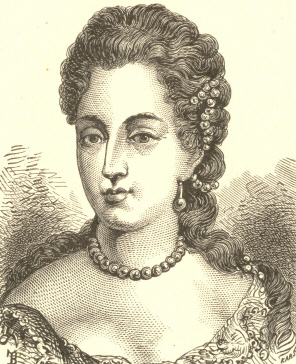 [Illustration: Queen Mary.]